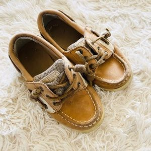 Sperry songfish jr boat shoes